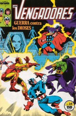 Los Vengadores Vol. 1 (1983-1994) (Grapa) #34