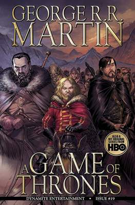 A Game Of Thrones (Comic Book) #19