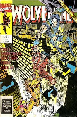 Wolverine (Rustica) #3