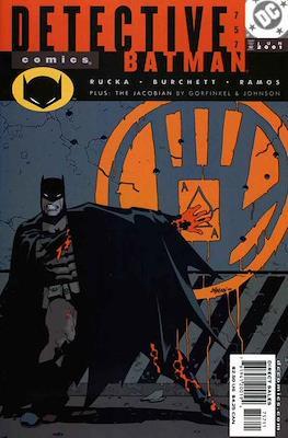 Detective Comics Vol. 1 (1937-2011; 2016-) (Comic Book) #757