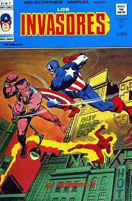 Selecciones Marvel (1977-1981) (Grapa 36-42 pp) #7