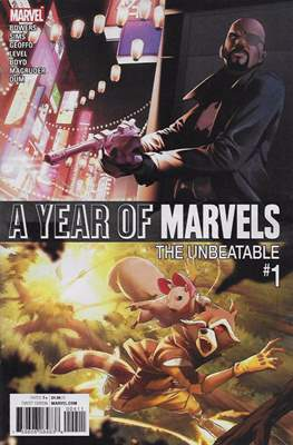 A Year of Marvels: The Unbeatable (2016)