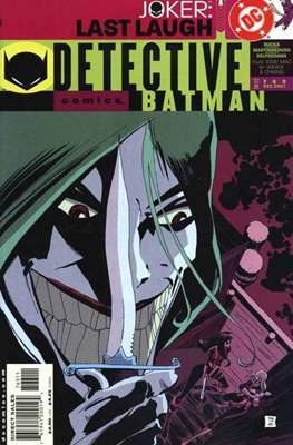 Detective Comics Vol. 1 (1937-2011; 2016-) (Comic Book) #763