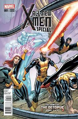 All New X-Men Special (saddle-stitched) #1.1