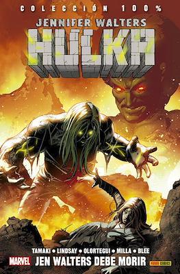 Jennifer Walters: Hulka. 100% Marvel (2018) (Rústica con solapas 112 pp) #3