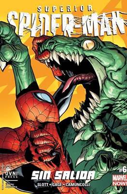 Superior Spider-man. Marvel Now! (Rústica) #6