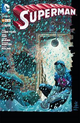 Superman. Nuevo Universo DC / Renacimiento (Grapa) #49