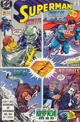 Superman Vol. 2 (1987-2006) (Comic Book) #41