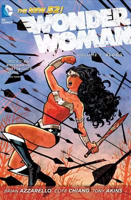 Wonder Woman New 52 Vol. 4 (2011-) (Softcover) #1