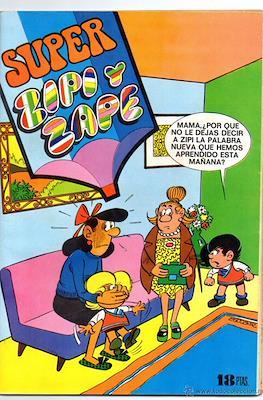 Super Zipi y Zape (Grapa, 64 páginas (1973)) #7
