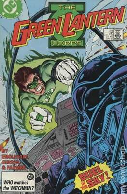 Green Lantern Vol. 1 (1960-1988) (Comic Book) #216
