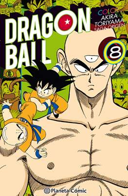 Dragon Ball Color: Saga origen (Rústica con sobrecubierta) #8