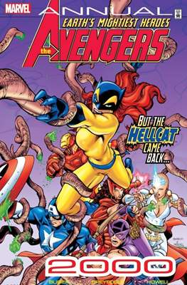 The Avengers Annual Vol.3 (1998-2001) (Grapa) #3