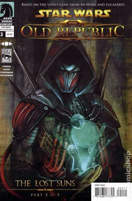 Star Wars - The Old Republic: The Lost Suns (2011) (Grapa) #2