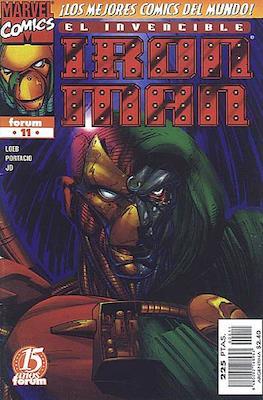 Heroes Reborn: Iron Man (1997-1998) (Grapa 24 pp) #11