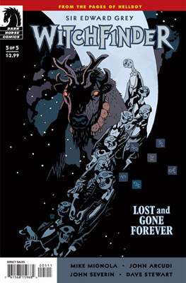 Witchfinder (comic-book) #10