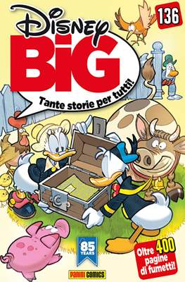 Disney Big (Rústica 500 pp) #136