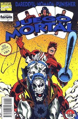 Juego Mortal (1993-1994) #5
