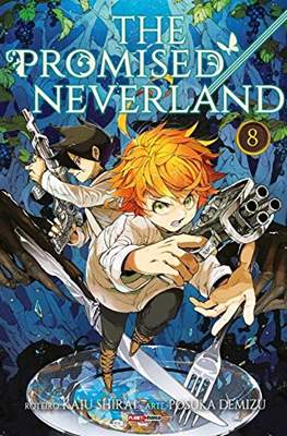 The Promised Neverland #8