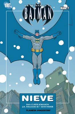 Batman. Las leyendas de Batman (Rústica 144 pp) #7