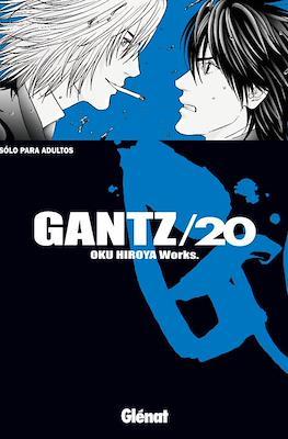Gantz (Rústica con sobercubierta) #20