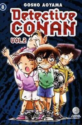 Detective Conan. Vol. 2 (Rústica 96-192 pp) #8