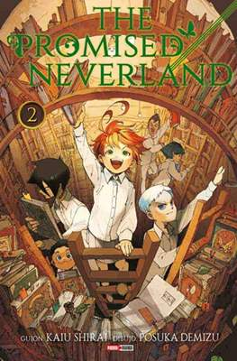 The Promised Neverland (Rústica con sobrecubierta) #2