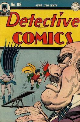 Detective Comics Vol. 1 (1937-2011; 2016-) (Comic Book) #88