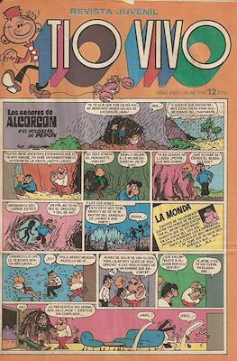 Tio Vivo. 2ª época (1961-1981) (Grapa) #746