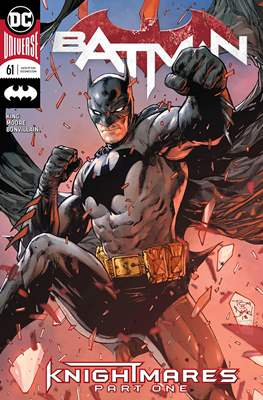 Batman Vol. 3 (2016-) (Comic-book) #61