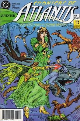Crónicas de Atlantis (Grapa 56 pp) #3