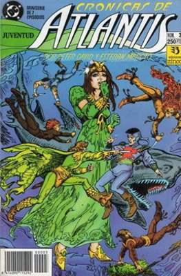 Crónicas de Atlantis #3