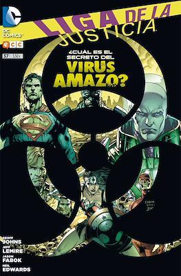 Liga de la Justicia. Nuevo Universo DC / Renacimiento (Grapa) #37