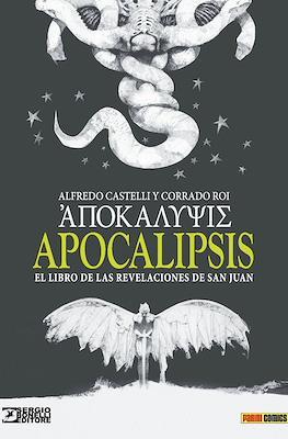 Apocalipsis. El libro de las revelaciones de san Juan (Cartoné 112 pp)