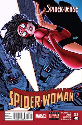 Spider-Woman (Vol. 5 2014-2015) (Comic-book) #2