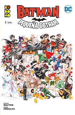 Batman: Pequeña Gotham (Grapa 24 pp) #1