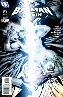 Batman and Robin Vol. 1 (2009-2011) #21