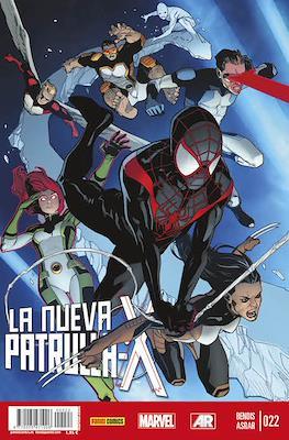 La Nueva Patrulla-X / La Patrulla-X Azul / Patrulla-X Negra (2013-) (Grapa) #22