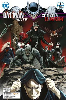 El Batman que ríe: Se alza el infierno #1