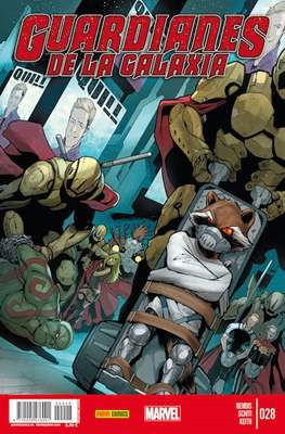 Guardianes de la Galaxia (2013-) (Grapa) #28