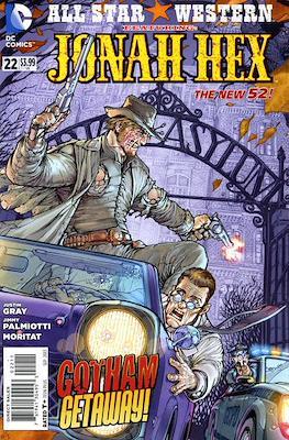 All Star Western Vol. 3 (2011-2014) (Digital) #22