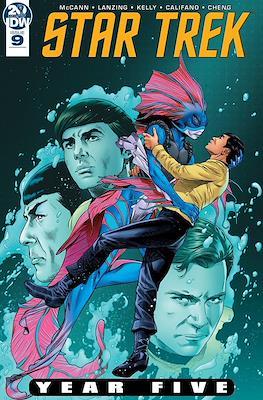 Star Trek: Year Five (Comic Book) #9