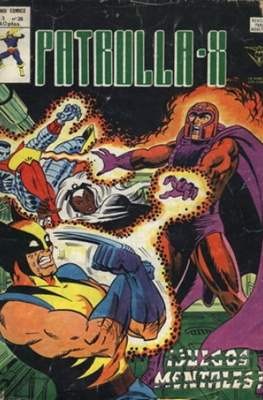 Patrulla-X Vol. 3 (1976-1980) (Rústica 40 pp) #28