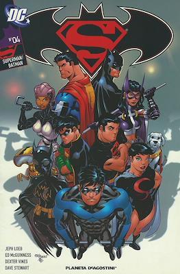 Superman / Batman (Grapa 48 pp) #4