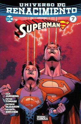 Superman: Renacimiento (Rústica) #7