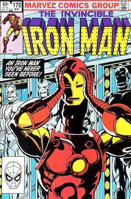 Iron Man Vol. 1 (1968-1996) (Comic book) #170