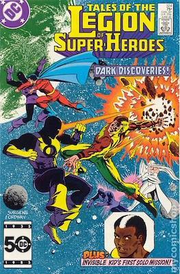 Legion of Super-Heroes Vol. 2 (1980-1987) (Comic-book) #324