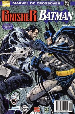 Marvel DC Crossover (Heften-Softcover) #5