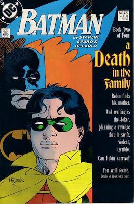 Batman Vol. 1 (1940-2011) (Comic Book) #427