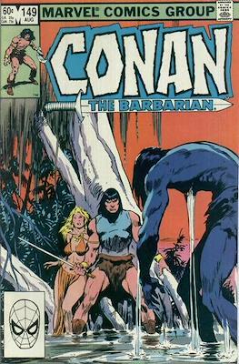 Conan The Barbarian (1970-1993) (Comic Book 32 pp) #149